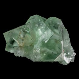 Large Cubic Green Fluorite Cluster